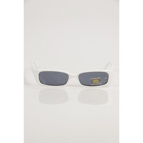 Fossil Damen Sonnenbrille weiß