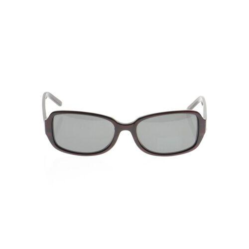 Fossil Damen Sonnenbrille rot