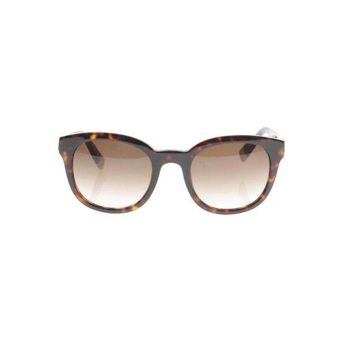 Furla Damen Sonnenbrille braun