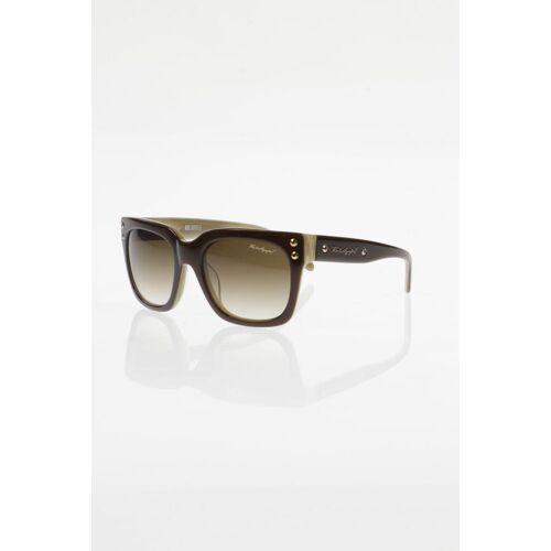 Karl Lagerfeld Damen Sonnenbrille braun