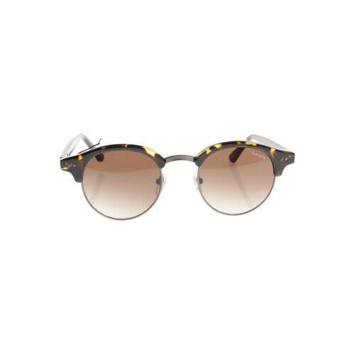 Levis Damen Sonnenbrille braun