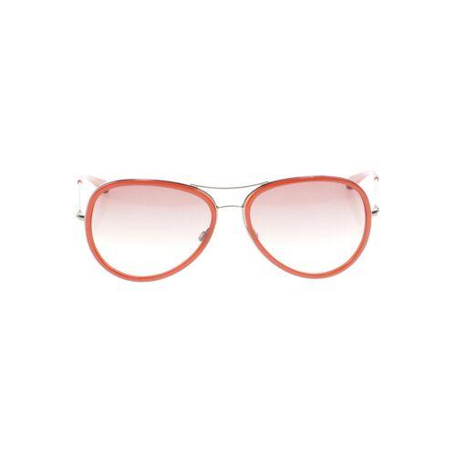 M MISSONI Damen Sonnenbrille rot