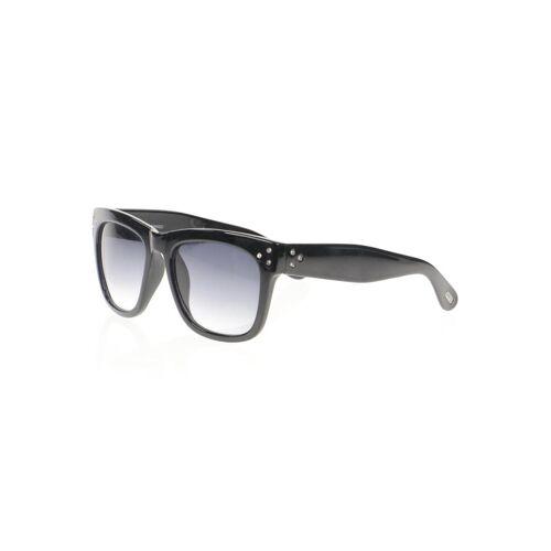 MANGO Damen Sonnenbrille schwarz