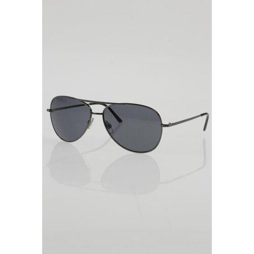 MANGO Damen Sonnenbrille grau