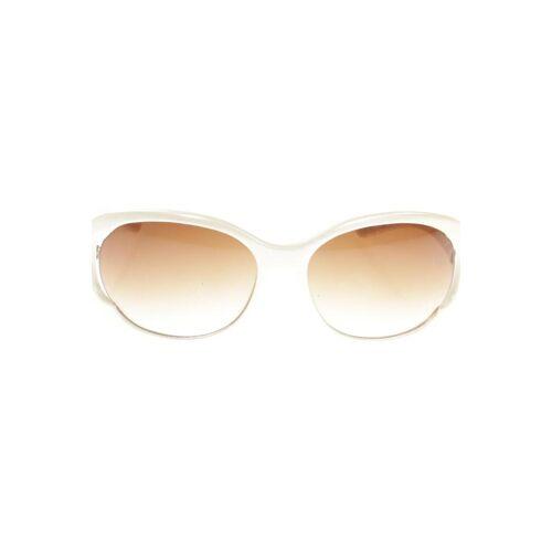 MANGO Damen Sonnenbrille weiß