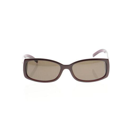 MEXX Damen Sonnenbrille rot