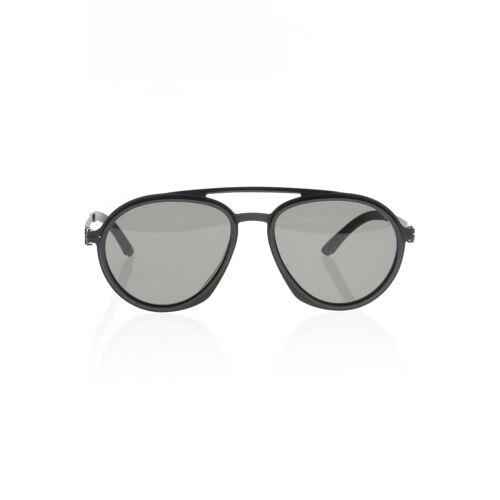 MYKITA Damen Sonnenbrille schwarz