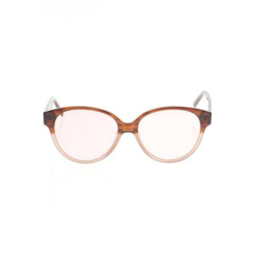 SANSIBAR Damen Sonnenbrille braun