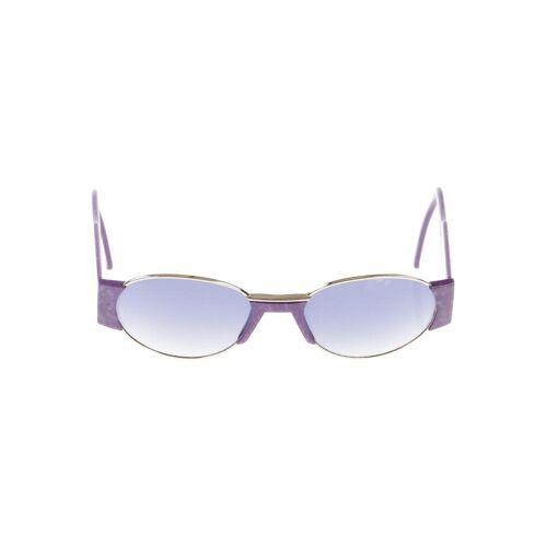 Silhouette Damen Sonnenbrille lila