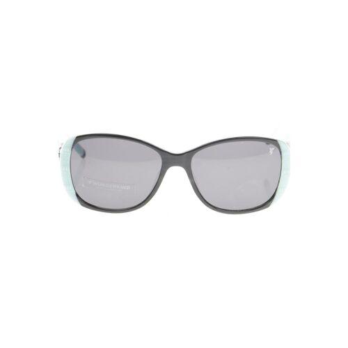 WUNDERKIND Damen Sonnenbrille blau
