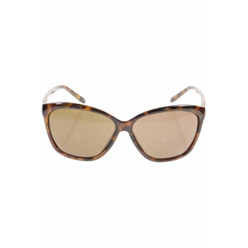 pieces Damen Sonnenbrille braun