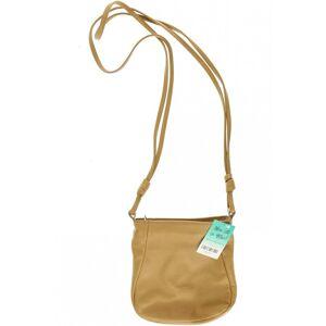 Bree Damen Handtasche beige Leder kein Etikett