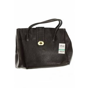 H&M Damen Handtasche braun Kunststoff