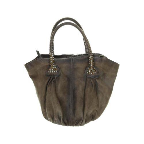 Airstep Damen Handtasche braun Leder