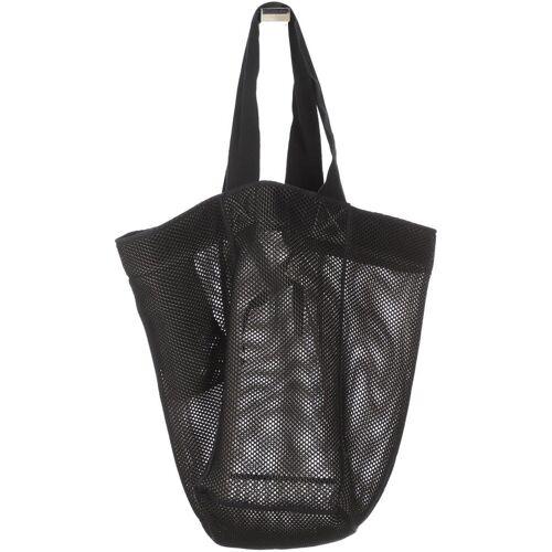 Annette Görtz Damen Handtasche schwarz Baumwolle