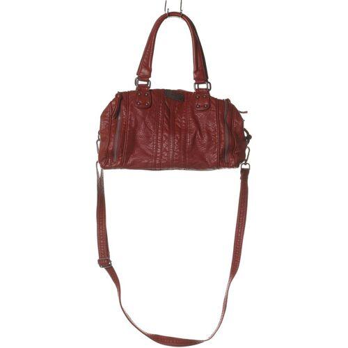 Ara Damen Handtasche rot Kunstleder
