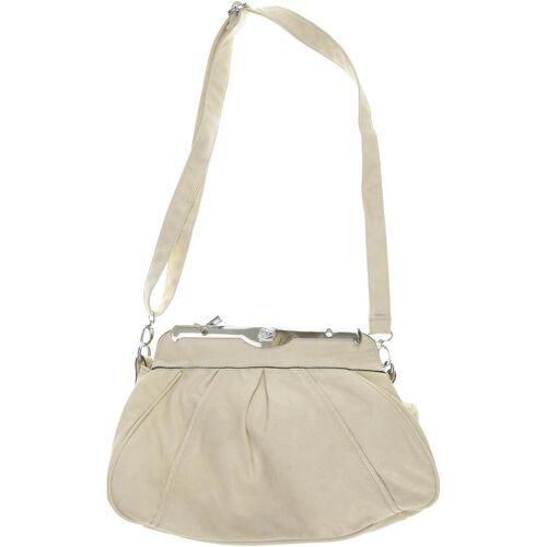 BALBINA Damen Handtasche beige kein Etikett