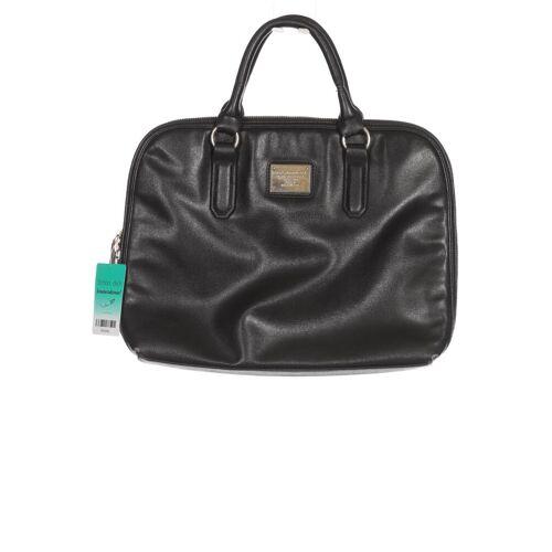 BELMONDO Damen Handtasche schwarz kein Etikett