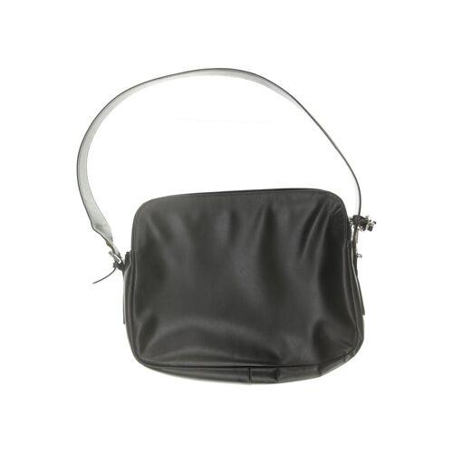 Bally Damen Handtasche grün Leder