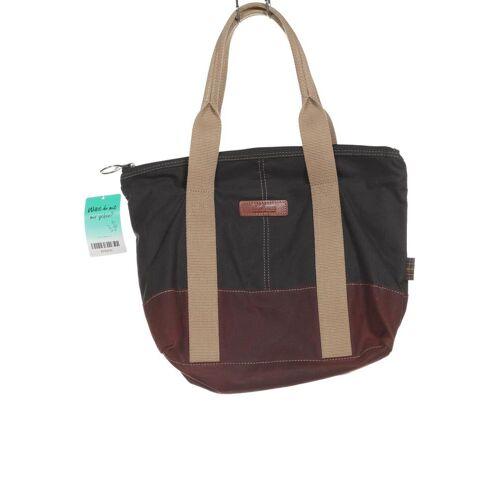 Barbour Damen Handtasche schwarz Baumwolle
