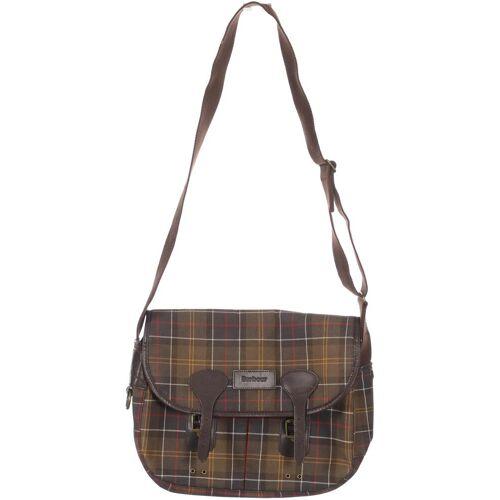 Barbour Damen Handtasche braun kein Etikett