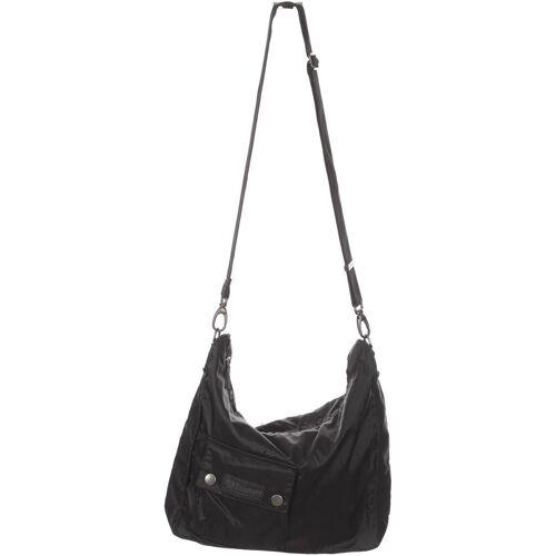 Belstaff Damen Handtasche schwarz Baumwolle