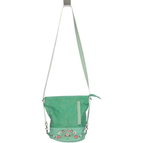 Blutsgeschwister Damen Handtasche grün kein Etikett