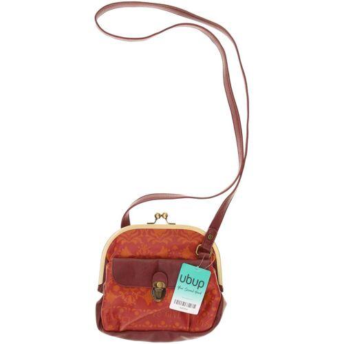 Blutsgeschwister Damen Handtasche rot Kunstleder