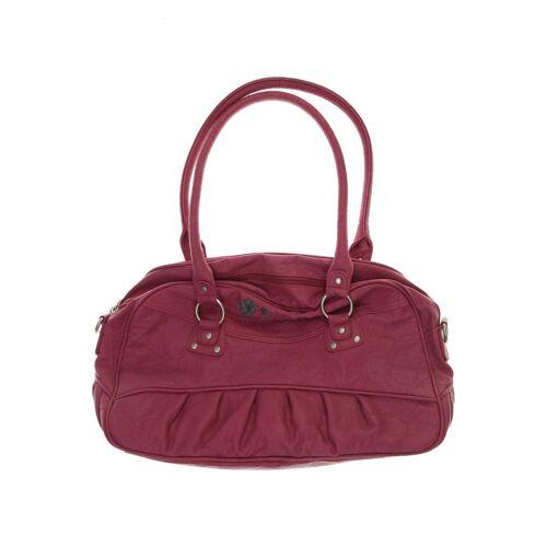 Brunotti Damen Handtasche pink Kunstleder