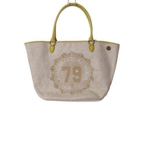 Brunotti Damen Handtasche beige Baumwolle
