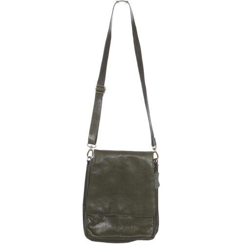 Catwalk Damen Handtasche grün Leder