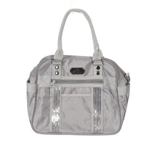 Catwalk Damen Handtasche grau kein Etikett