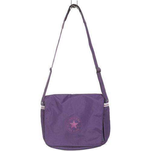 Converse Damen Handtasche lila Baumwolle