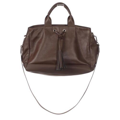 Geox Damen Handtasche braun Leder