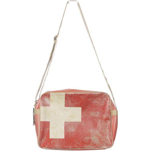 Gipsy Damen Handtasche rot Kunstleder