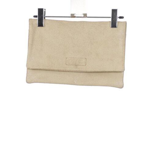 hüftgold berlin Damen Handtasche beige Leder