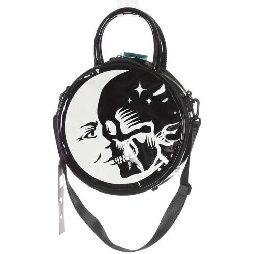 Killstar Damen Handtasche schwarz Kunstleder