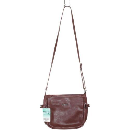 MANGO Damen Handtasche rot kein Etikett