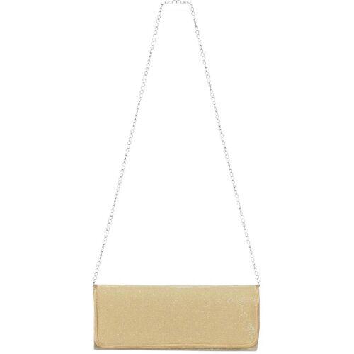 MENBUR Damen Handtasche gelb Baumwolle
