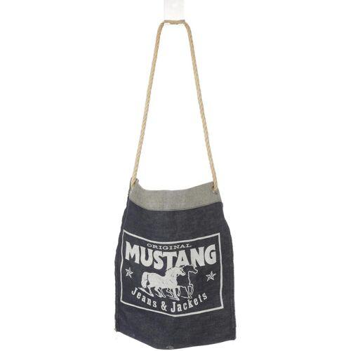 MUSTANG Damen Handtasche blau kein Etikett