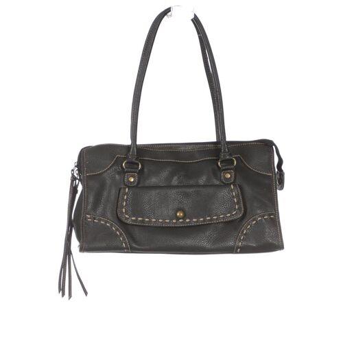 Manguun Damen Handtasche schwarz kein Etikett