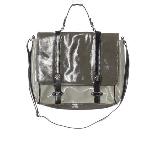 Manguun Damen Handtasche grau kein Etikett