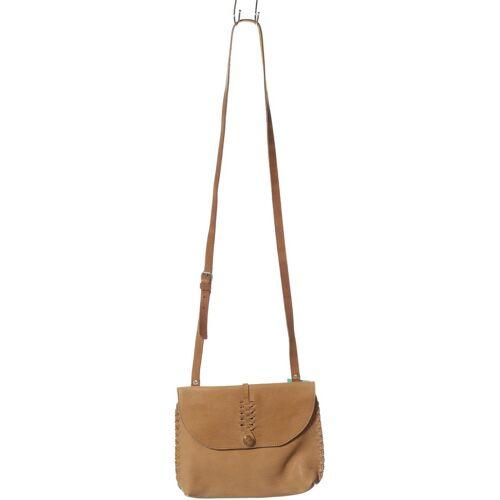 Noosa Damen Handtasche orange Leder