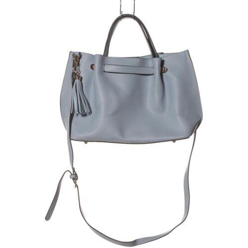 Orsay Damen Handtasche blau kein Etikett