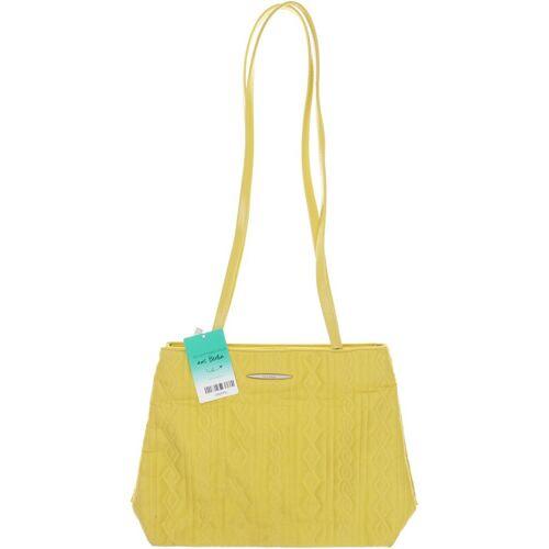 Picard Damen Handtasche Maße Breite: 33cm, Maße Höhe: 26cm gelb