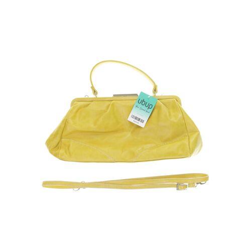 Picard Damen Handtasche Maße Breite: 40cm, Maße Höhe: 20cm gelb