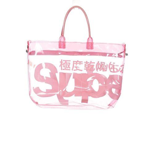 Superdry Damen Handtasche pink kein Etikett