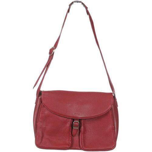 fILOFAX Damen Handtasche rot Leder