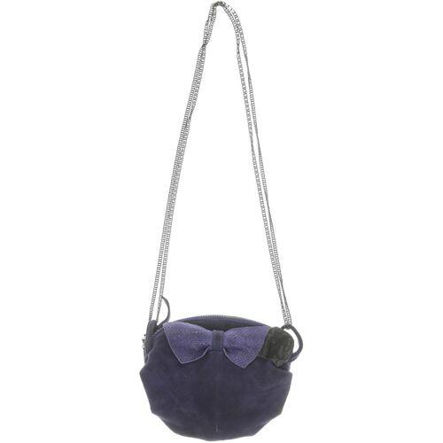 sessùn Damen Handtasche lila Leder