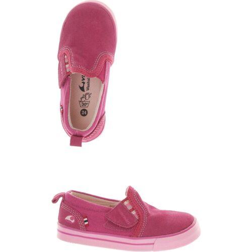Viking Damen Kinderschuhe pink Leder DE 24